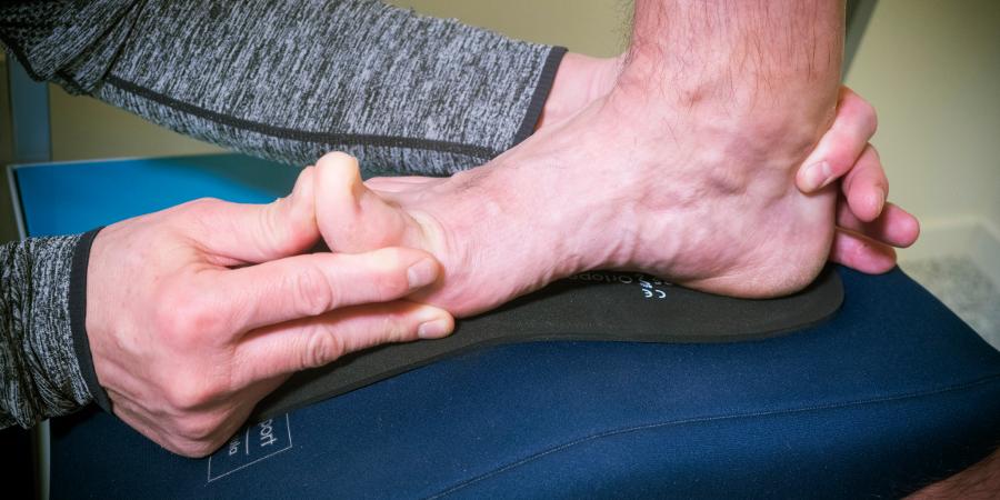 ortopediska inlägg malmö